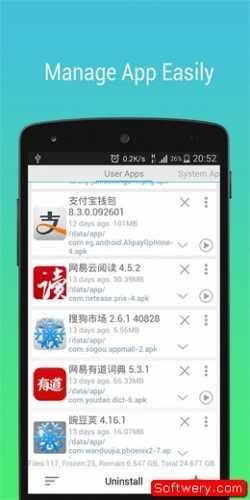 App Master - Uninstall Master 2015 apk - www.softwery.com Image00004
