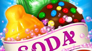 تنزيل لعبة كاندري كراش Candy Crush Soda Saga APK اخر اصدار
