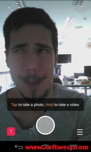 سناب شات SnapChat Full Caption للاندرويد للايباد للايفون