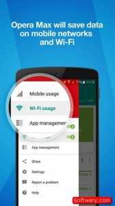 تحميل تطبيق أوبرا ماكس Opera Max لتقليل استعمال البيانات للاندرويد - www.softwery.com Image00003