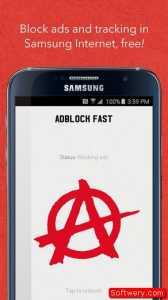 تحميل تطبيق Adblock Fast منع الاعلانات يعود لمتجر جوجل بلاي للاندرويد - www.softwery.com Image00001