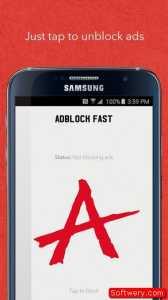 تحميل تطبيق Adblock Fast منع الاعلانات يعود لمتجر جوجل بلاي للاندرويد - www.softwery.com Image00003