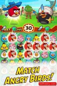 تحميل لعبة قتال الطيور الغاضبة Angry Birds Fight للاندرويد و الأيفون - www.softwery.com Image00002
