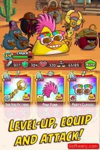 تحميل لعبة قتال الطيور الغاضبة Angry Birds Fight للاندرويد و الأيفون - www.softwery.com Image00004