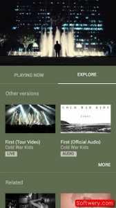 تحميل تطبيق YouTube Music أضخم مكتبة موسيقية في جوجل اندرويد و أيفون - www.softwery.com Image00004