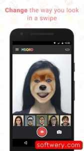 تحميل تطبيق msqrd لتعديل على مقاطع الفيديو والصور السيلفي للاندرويد - www.softwery.com Image00001