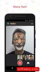 تحميل تطبيق msqrd لتعديل على مقاطع الفيديو والصور السيلفي للاندرويد - www.softwery.com Image00002