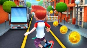 تحميل لعبة بس رش Bus Rush الممتعة ورسومات مذهلة للاندرويد والايفون