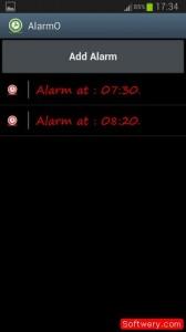 AlarmO - Alarm Clock apk - softwery.com Image00002