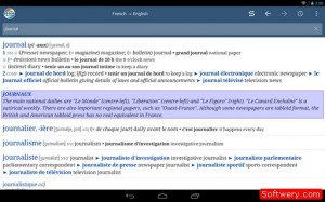 Ultralingua Dictionaries apk - www.softwery.com Image00001