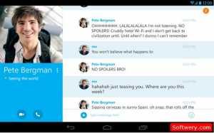 تحميل برنامج Skype سكايبي عربي اخر اصدار للاندرويد